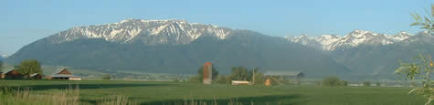Wallowa County, Oregon